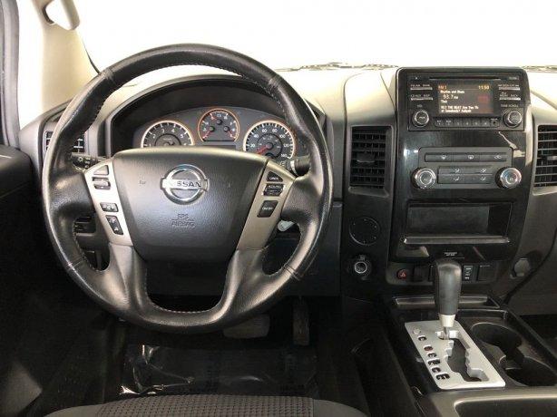 2013 Nissan Titan for sale Houston TX