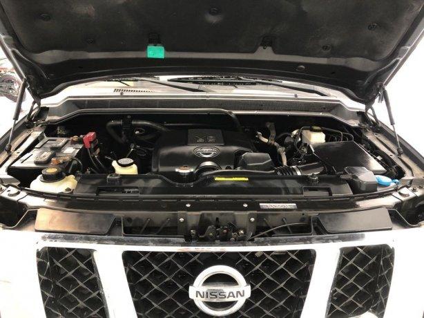 Nissan Titan cheap for sale