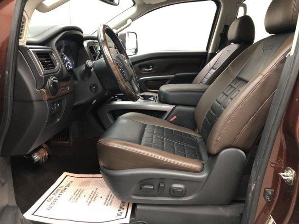 used 2016 Nissan Titan XD for sale Houston TX