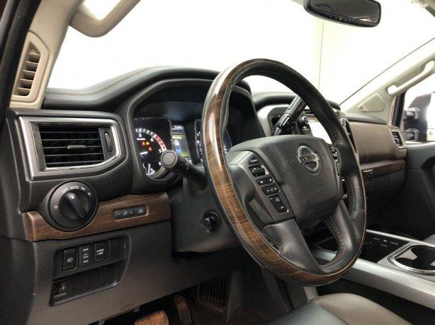 2016 Nissan Titan XD for sale Houston TX