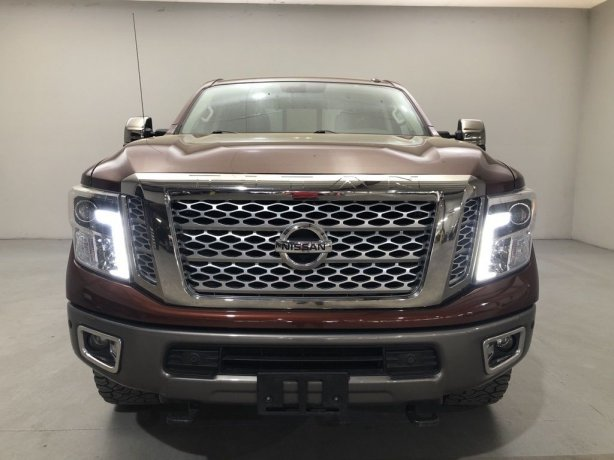 Used Nissan Titan XD for sale in Houston TX.  We Finance!