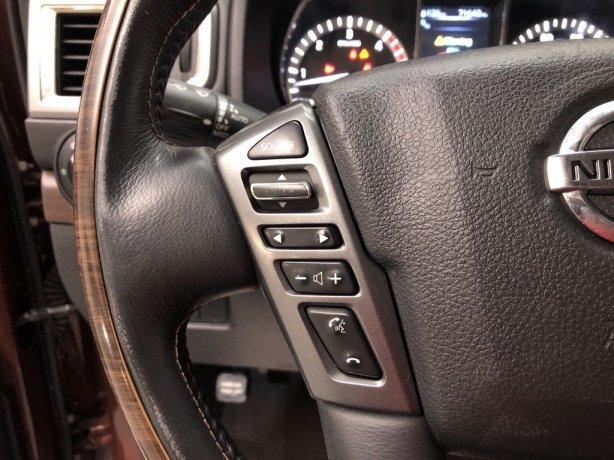 used Nissan Titan XD for sale Houston TX