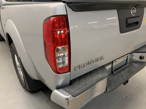 used 2017 Nissan Frontier for sale