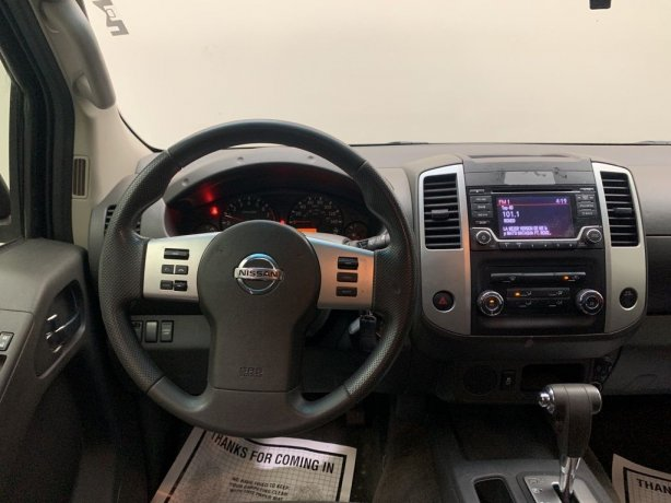 2017 Nissan Frontier for sale near me