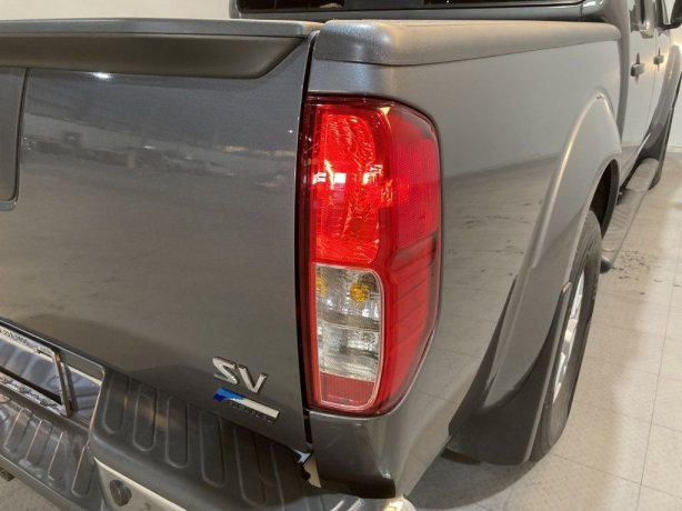 used Nissan Frontier for sale near me