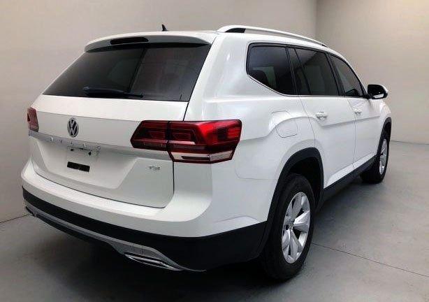 used Volkswagen Atlas