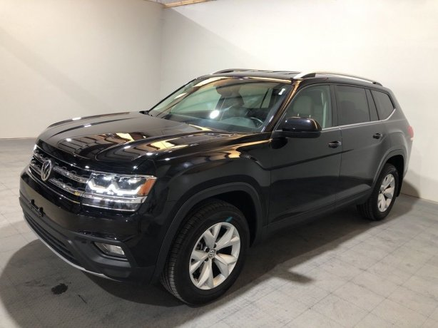 Used 2018 Volkswagen Atlas for sale in Houston TX.  We Finance!