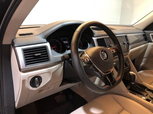 used 2018 Volkswagen Atlas for sale Houston TX