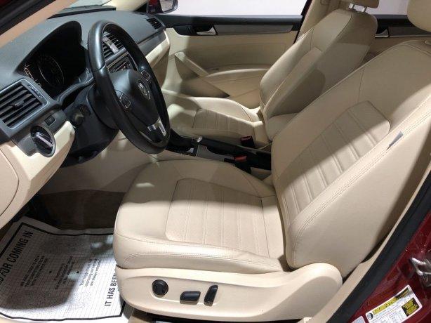 used 2015 Volkswagen Passat for sale Houston TX