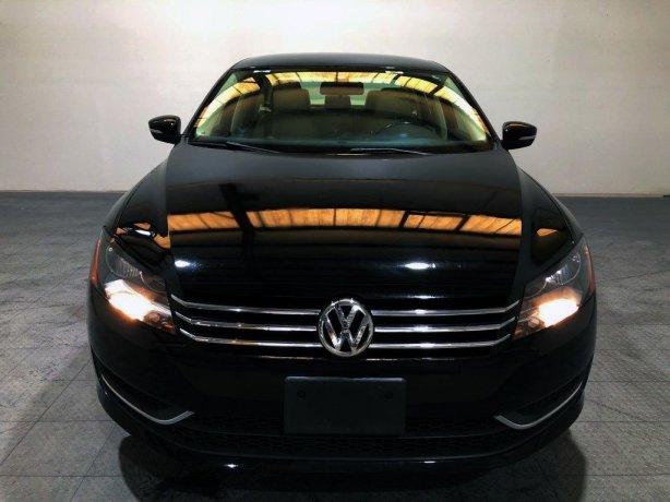 Used Volkswagen Passat for sale in Houston TX.  We Finance!