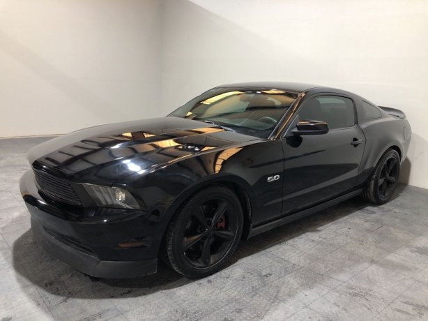 Used 2012 Ford Mustang for sale in Houston TX.  We Finance!