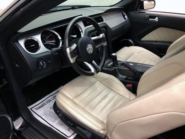 2014 Ford Mustang for sale Houston TX