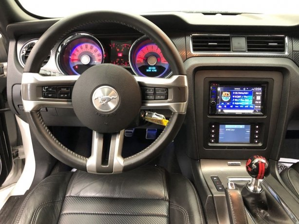 used 2011 Ford Mustang for sale near me