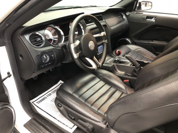 2011 Ford Mustang for sale Houston TX