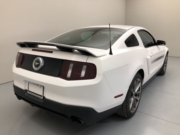 used Ford Mustang