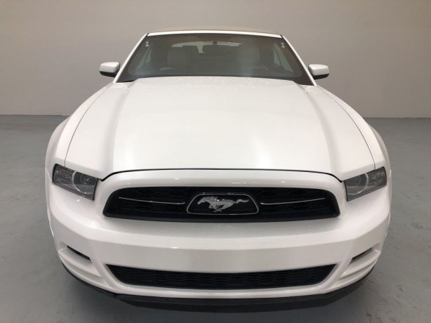 Used Ford Mustang for sale in Houston TX.  We Finance!
