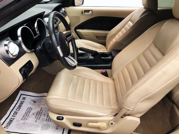 2007 Ford Mustang for sale Houston TX