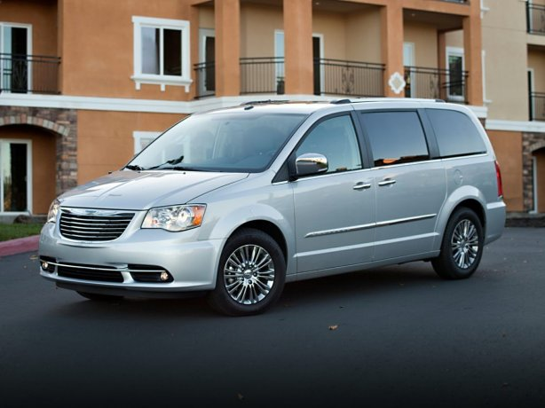 Used 2011 Chrysler Town & Country for sale in Houston TX.  We Finance!