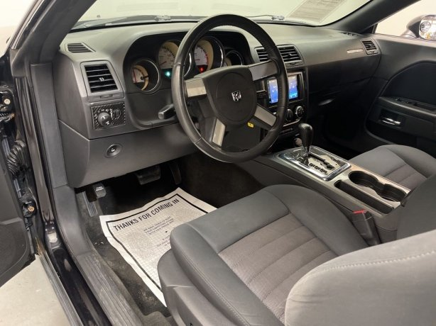 used 2010 Dodge Challenger for sale Houston TX