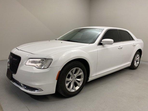 Used 2016 Chrysler 300 for sale in Houston TX.  We Finance!