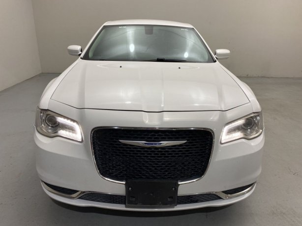 Used Chrysler 300 for sale in Houston TX.  We Finance!