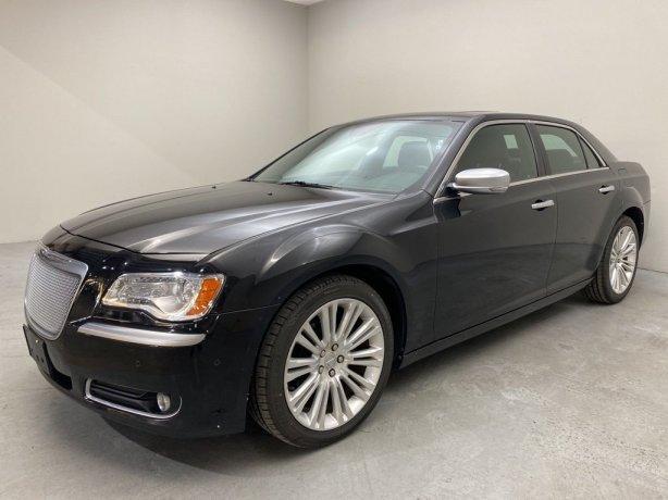 Used 2014 Chrysler 300C for sale in Houston TX.  We Finance!