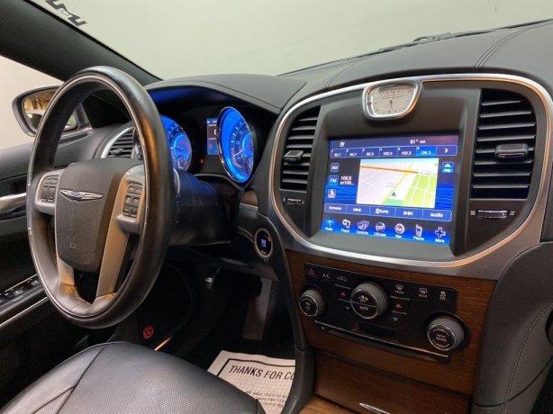 used Chrysler 300C for sale Houston TX