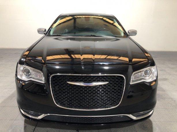 Used Chrysler 300C for sale in Houston TX.  We Finance!