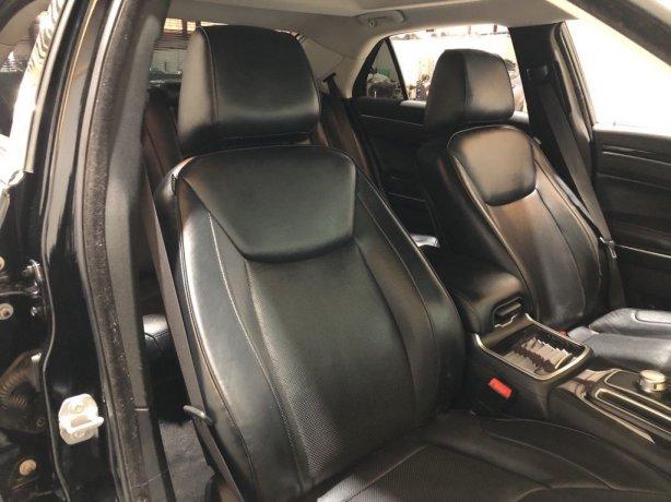 cheap Chrysler 300C for sale Houston TX
