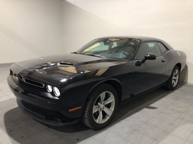 Used 2016 Dodge Challenger for sale in Houston TX.  We Finance!