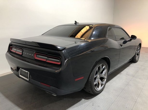 used Dodge Challenger