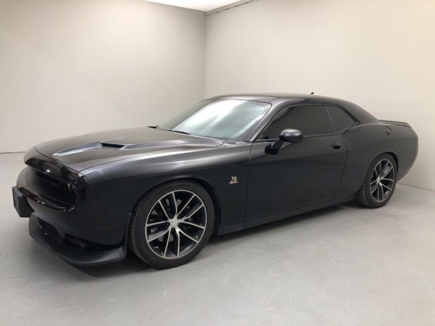 Used 2015 Dodge Challenger for sale in Houston TX.  We Finance!