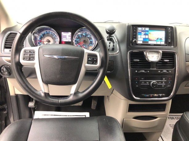 used 2016 Chrysler Town & Country for sale near me
