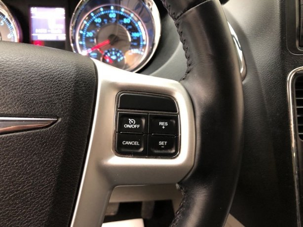 used Chrysler Town & Country for sale Houston TX