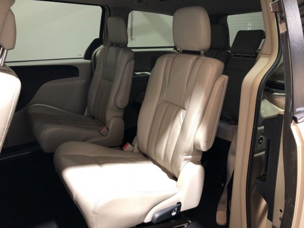 2013 Chrysler Town & Country for sale Houston TX