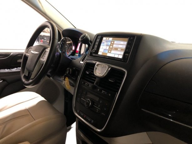 cheap Chrysler Town & Country for sale Houston TX