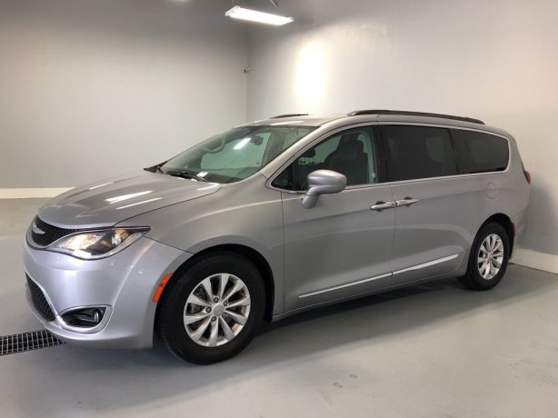 Used Chrysler Pacifica for sale in Houston TX.  We Finance!