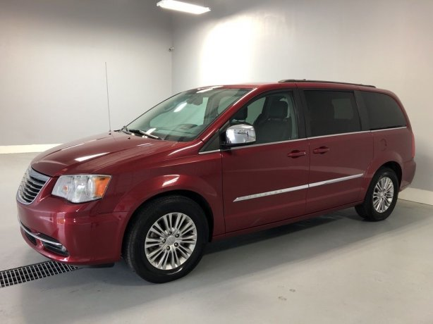 2015 Chrysler Town-&-Country Touring-L
