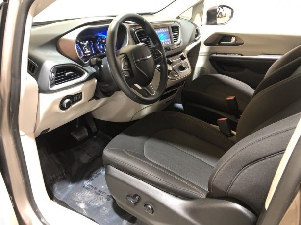 used 2018 Chrysler Pacifica for sale Houston TX