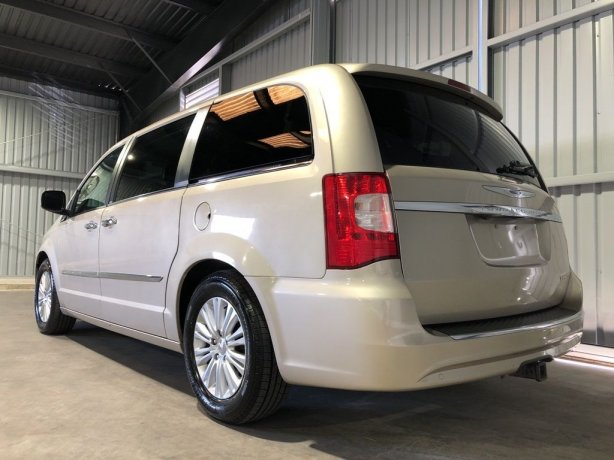 used Chrysler Town & Country for sale near me
