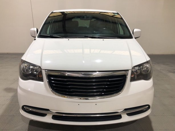 Used Chrysler Town & Country for sale in Houston TX.  We Finance!