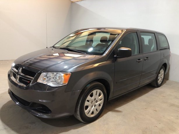 Used 2016 Dodge Grand Caravan for sale in Houston TX.  We Finance!