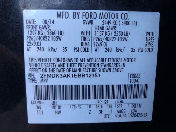 Ford Edge 2014 near me