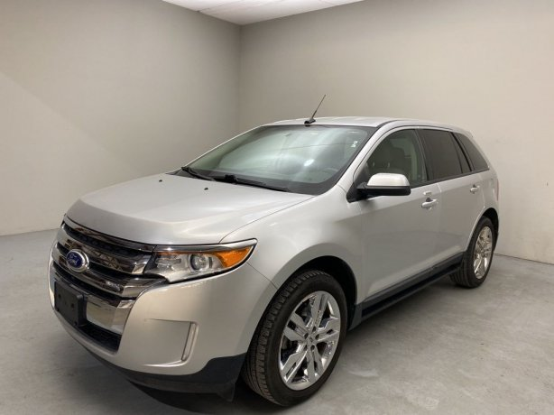 Used 2012 Ford Edge for sale in Houston TX.  We Finance!