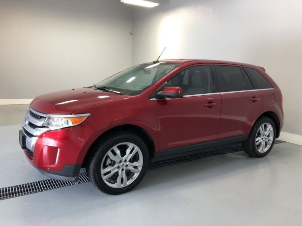Used Ford Edge for sale in Houston TX.  We Finance!