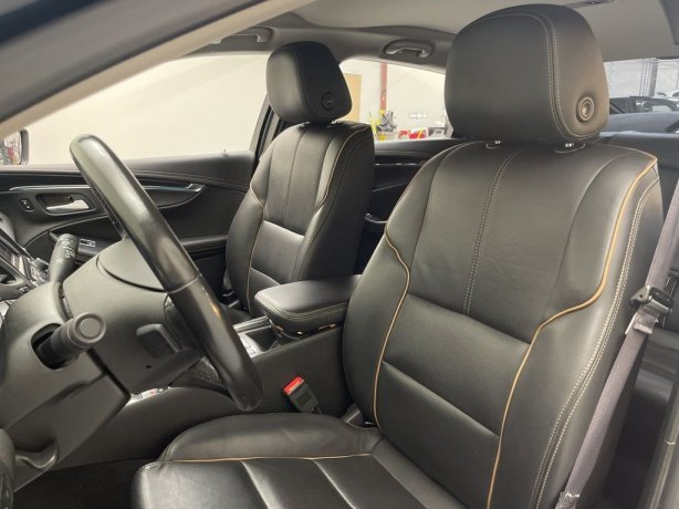 used 2017 Chevrolet Impala for sale near me