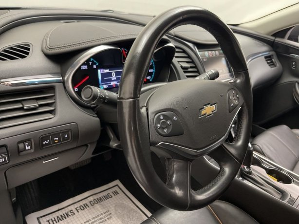 2017 Chevrolet Impala for sale near me