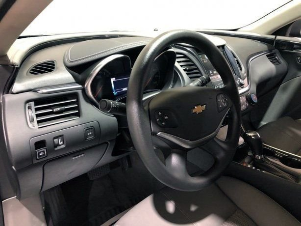 2018 Chevrolet Impala for sale Houston TX
