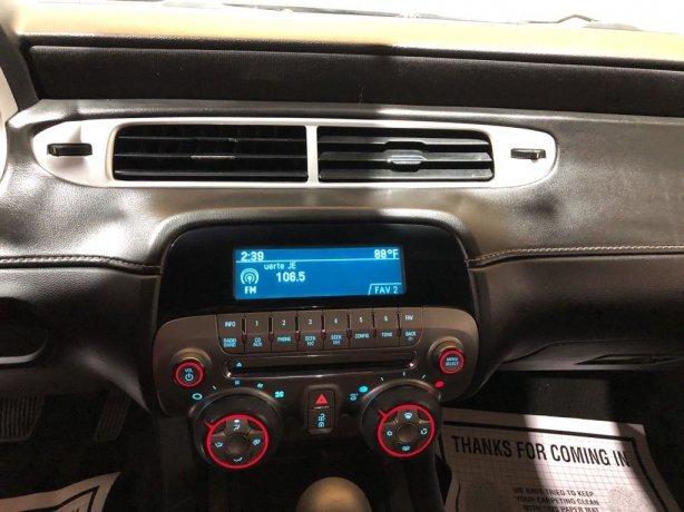 used Chevrolet Camaro for sale Houston TX