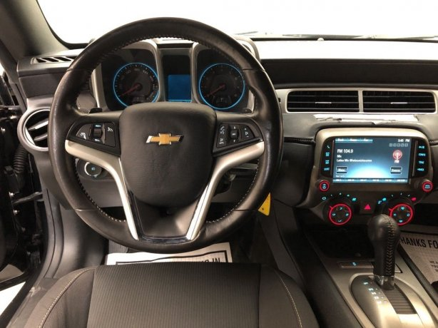 used 2014 Chevrolet Camaro for sale near me